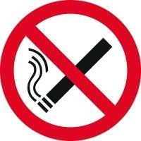 Наклейка 150 мм (Курение запрещено уличная)
