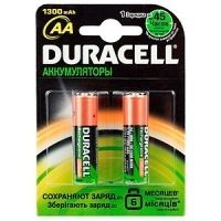 Duracell DC1500 HR6-2BL AA 1300mAh