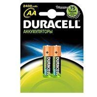 Duracell DX1500 HR6-2BL AA 2400mAh