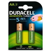 Duracell DX1500 HR6-2BL AA 2500 mAh