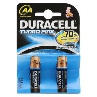 Duracell Turbo Max AA LR6/MX1500