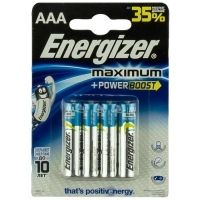 Energizer MAXIMUM AAA LR3