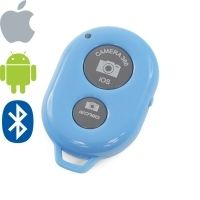 Bluetooth Remote Shutter Camera 360 (blue)