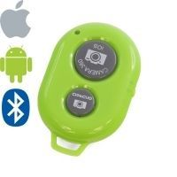 Bluetooth Remote Shutter Camera 360 (green)
