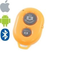 Bluetooth Remote Shutter Camera 360 (orange)