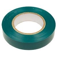 Изолента 19мм х 20м зеленая ЭРА