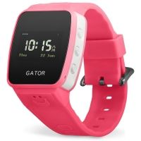 Gator 2 Caref Watch Pink