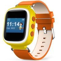 Smart Baby Watch Q60 Yellow