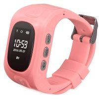 Smart Baby Watch Y3 Pink