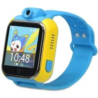 Smart Baby Watch Q75 Blue