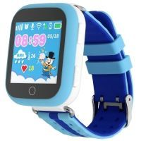 Smart Baby Watch GW200S Blue