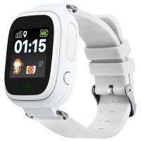 Smart Baby Watch Q80 White
