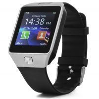 Smart Watch QW09 Silver