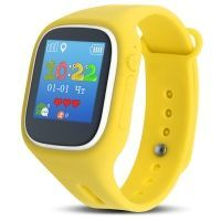 Smart Baby Watch A6 Yellow