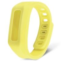 Ремешок с застежкой для ONETRAK 19 см желтый