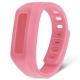Ремешок с застежкой для ONETRAK 19 см розовый