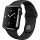 Smart Watch IWO 2 New Black
