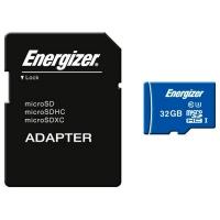 32Gb microSDHC C10 Energizer UHS-I U3 Ultimate