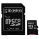128GB microSDXC C10 Kingston