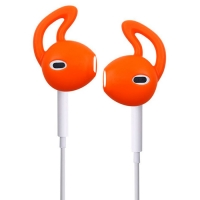 Eartip Silicone for EarPods Orange