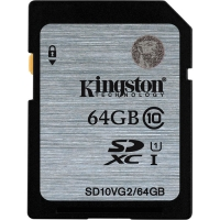 KINGSTON SDXC 64Gb UHS-I Class 10