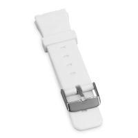 Ремешок силиконовый Smart Baby Watch Q50 White