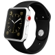 Smart Watch IWO 2 New Silver