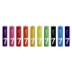 Xiaomi Rainbow ZI7 Alkaline Battery AAA