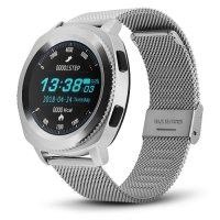 Smart Watch L2 Metal Silver