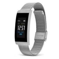 Smart Band X3 Metal Silver