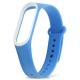 Xiaomi Mi Band 3 синий с белым