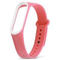 Xiaomi Mi Band 3 розовый с белым