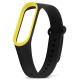 Xiaomi Mi Band 3 чёрный с жёлтым
