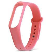 Ремешок для фитнес-браслета Xiaomi Mi Band 3 розовый