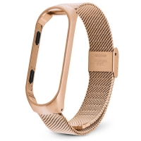 Xiaomi Mi Band 3 Milanese Loop золотой