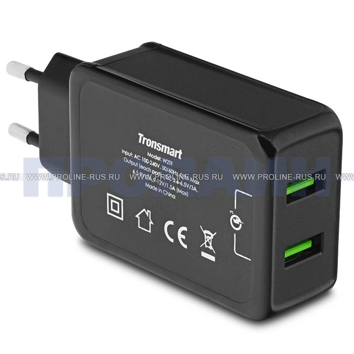 Зарядное устройство Tronsmart W2TF