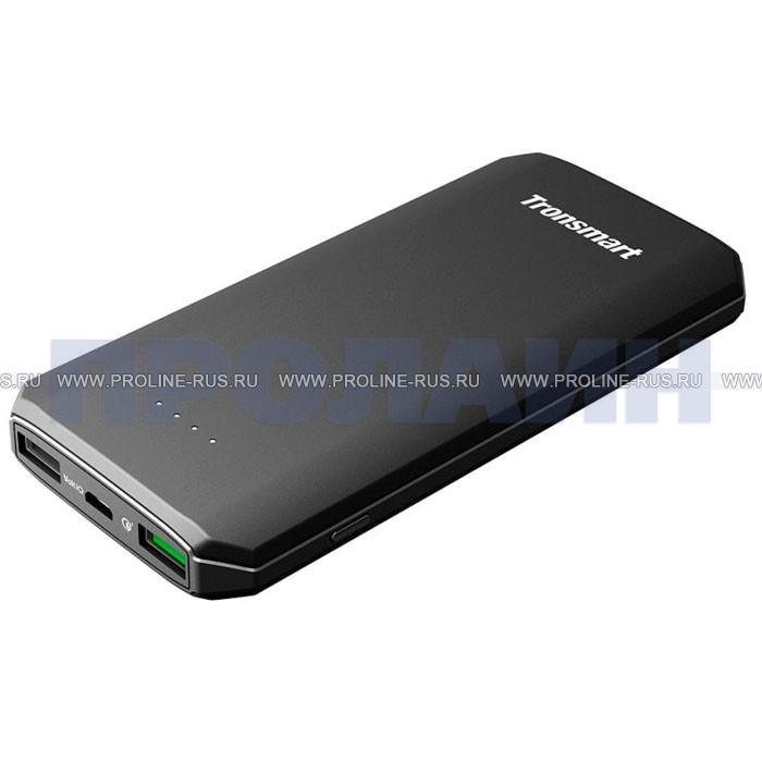 Внешний аккумулятор Tronsmart Edge 10000 Black