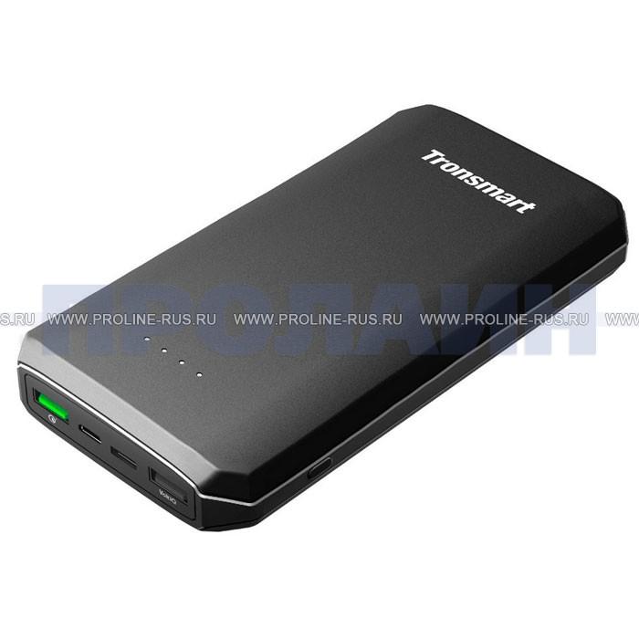 Внешний аккумулятор Tronsmart Edge 20000 Black