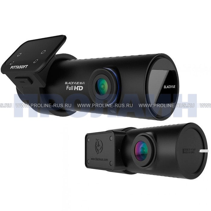 Автомобильный видеорегистратор BlackVue DR650S-2CH