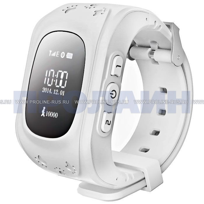 Часы с GPS Smart Watch Q50 White