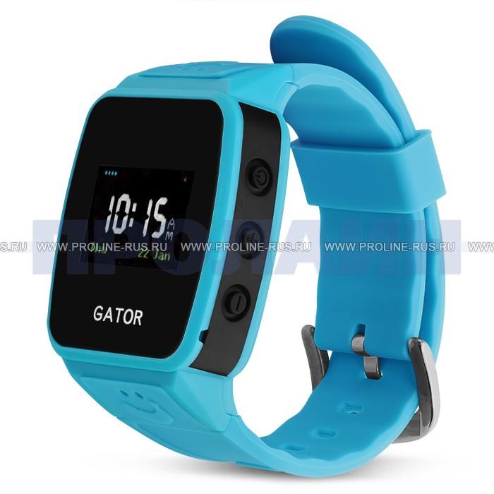 Умные часы с GPS Gator 2 Blue