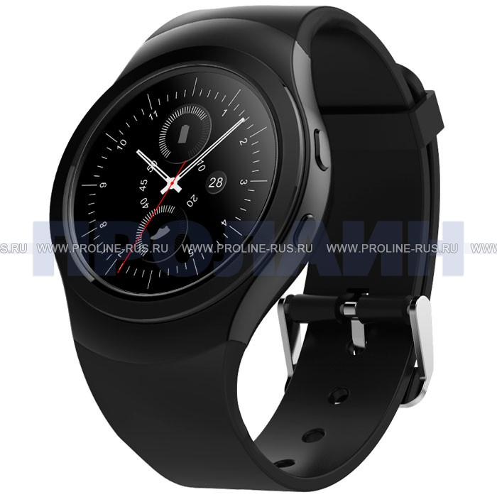 Умные часы Smart Watch AS2 Black