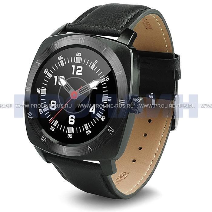 Умные часы Smart Watch DM88 Black