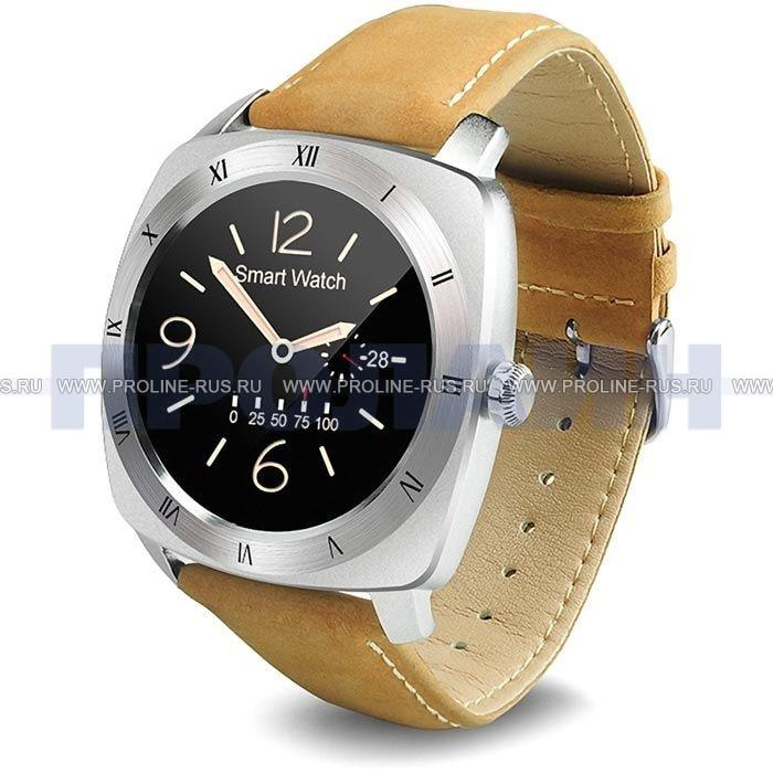 Умные часы Smart Watch DM88 Silver