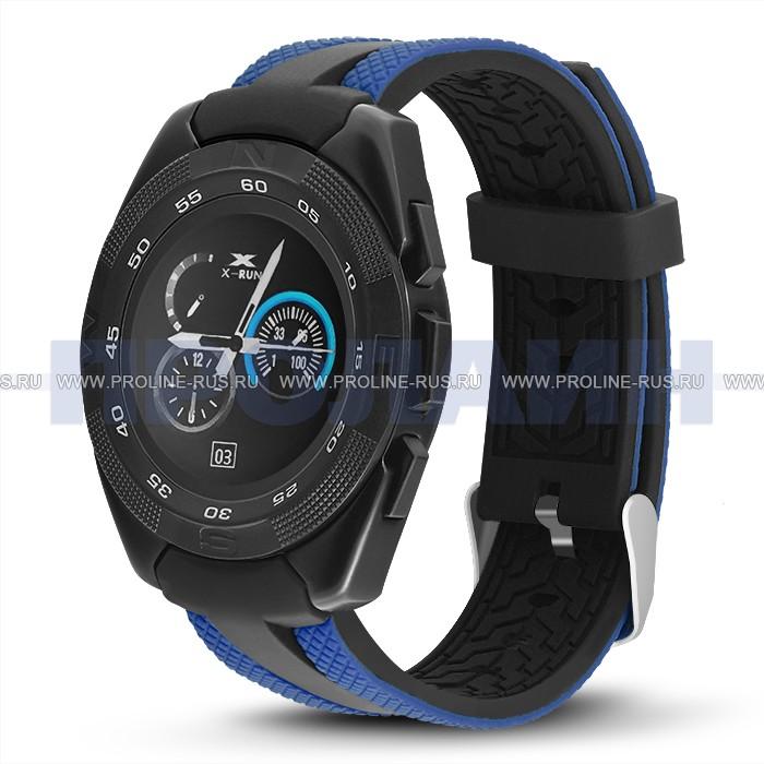 Умные часы Smart Watch L3 Blue