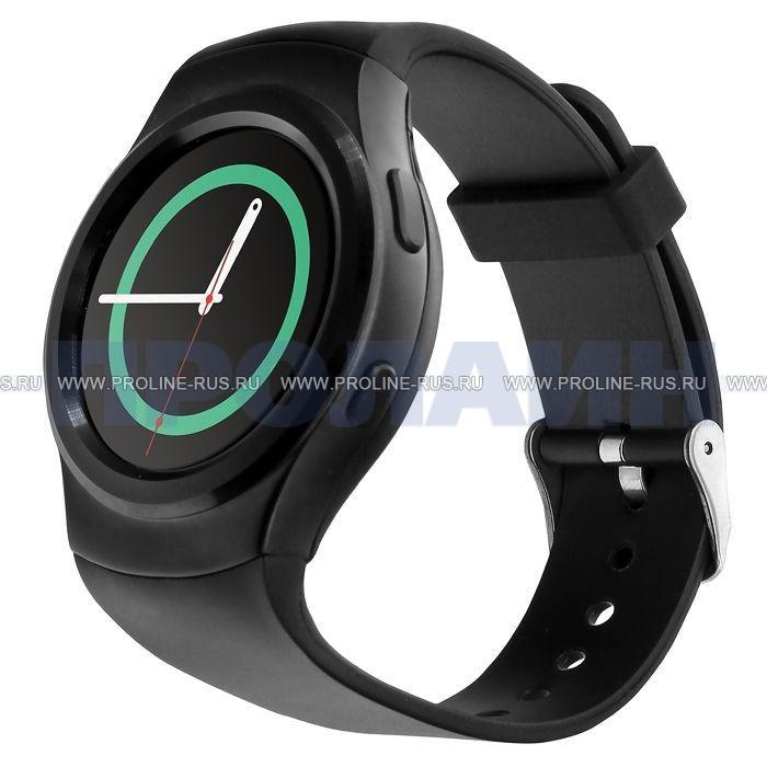 Умные часы Smart Watch SGS2 Black