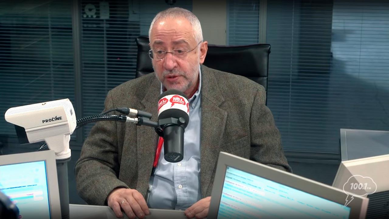 Журналист Николай Сванидзе и камеры Proline