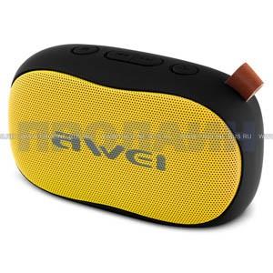 Беспроводная Bluetooth-колонка AWEI Y900 Yellow
