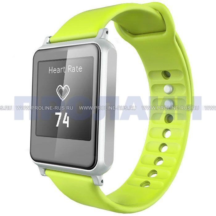 Фитнес-браслет IWOWN i7 Green