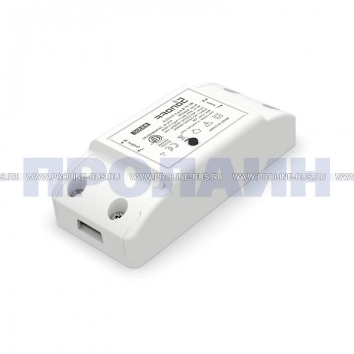 Умный Wi-Fi выключатель Sonoff Basic R2